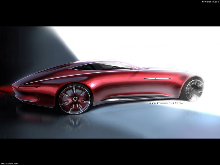 1000 images about car sketch on pinterest peugeot for Mercedes benz s680