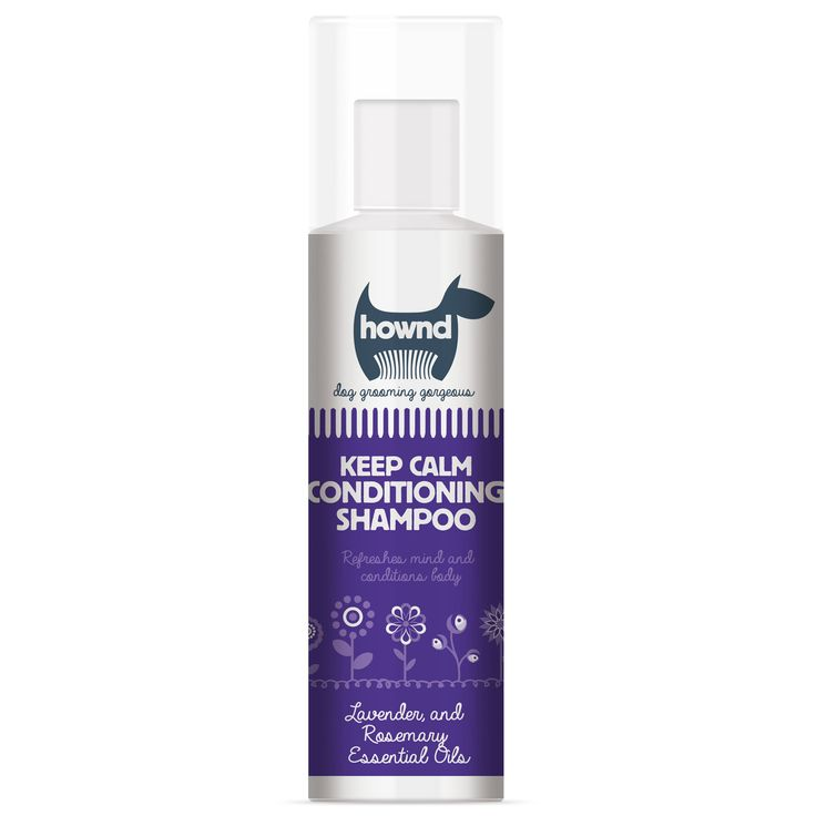 HOWND Keep Calm Conditioning Shampoo