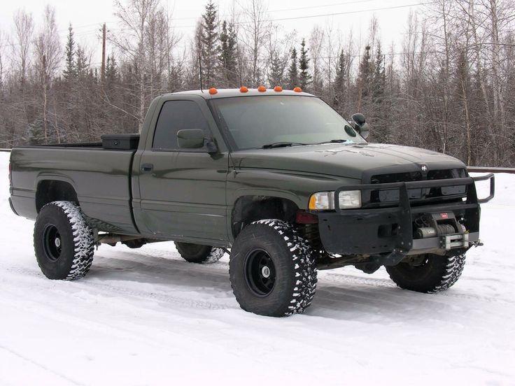 1996 Dodge Ram 1500 Dodge Trucks Ram Dodge Ram Dodge Pickup