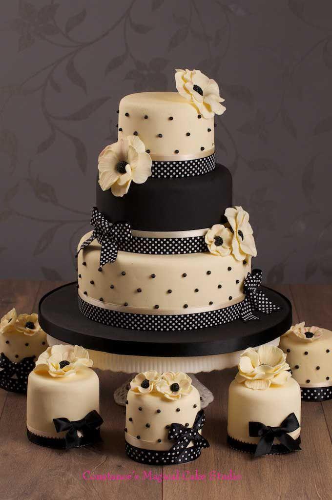 Prachtige en unieke bruidstaarten van Magical Cakestudio!