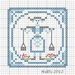 Creative Workshops from Hetti: SAL Delfts Blauwe Tegels, Deel 10 - SAL ...