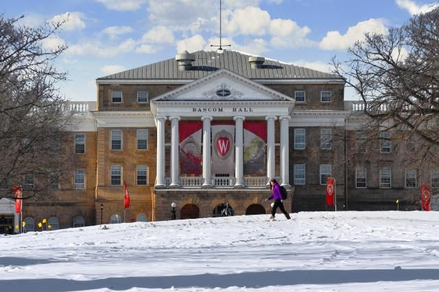 Check out the University of Wisconsin in Madison!