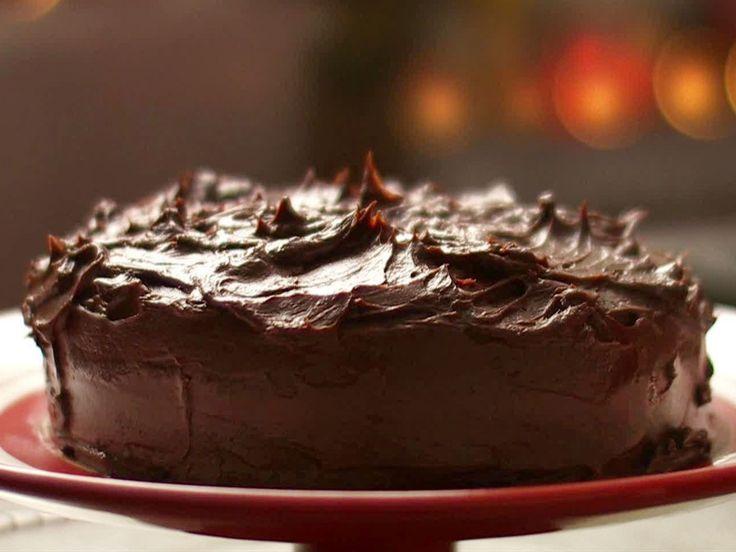 Nigella Chocolate Devil Cake