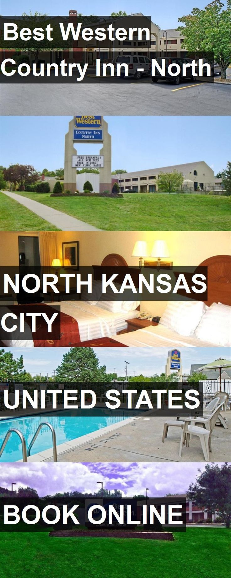 Hotel Best Western Country Inn - North in North Kansas City, United States. For more information, photos, reviews and best prices please follow the link. #UnitedStates #NorthKansasCity #travel #vacation #hotel