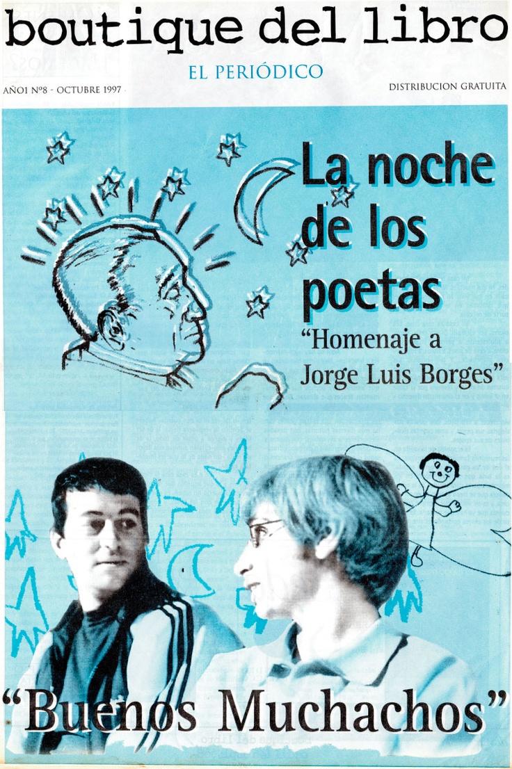 Edición 7 del Periódico Publicado por la Boutique del Libro San Isidro, 30 años