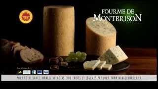 Spot TV diffusé sur France Télévision - Fourme de Montbrison