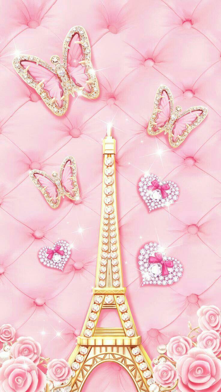 Pin by Marialisa on Paris ️ Pink wallpaper iphone, Paris