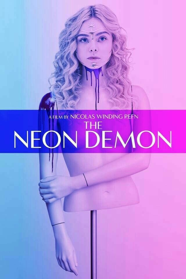 The Neon Demon The Neon Demon Best Movies On Amazon Best Movie Posters
