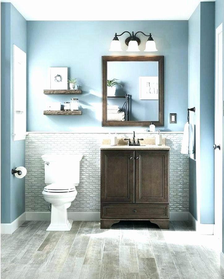 Blue Grey Bathroom Ideas Luxury Blue Grey Bathroom Walls Floor Wall Decor Paint Ideas Tile In 2020 Bathrooms Remodel Small Bathroom Bathroom Design Small