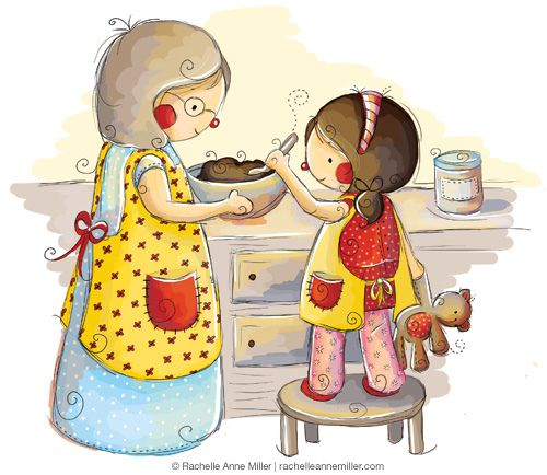 Cooking with Grandma | Flickr - Photo Sharing!