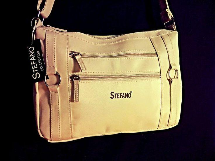 Stefano Damenhandtasche Schultertasche