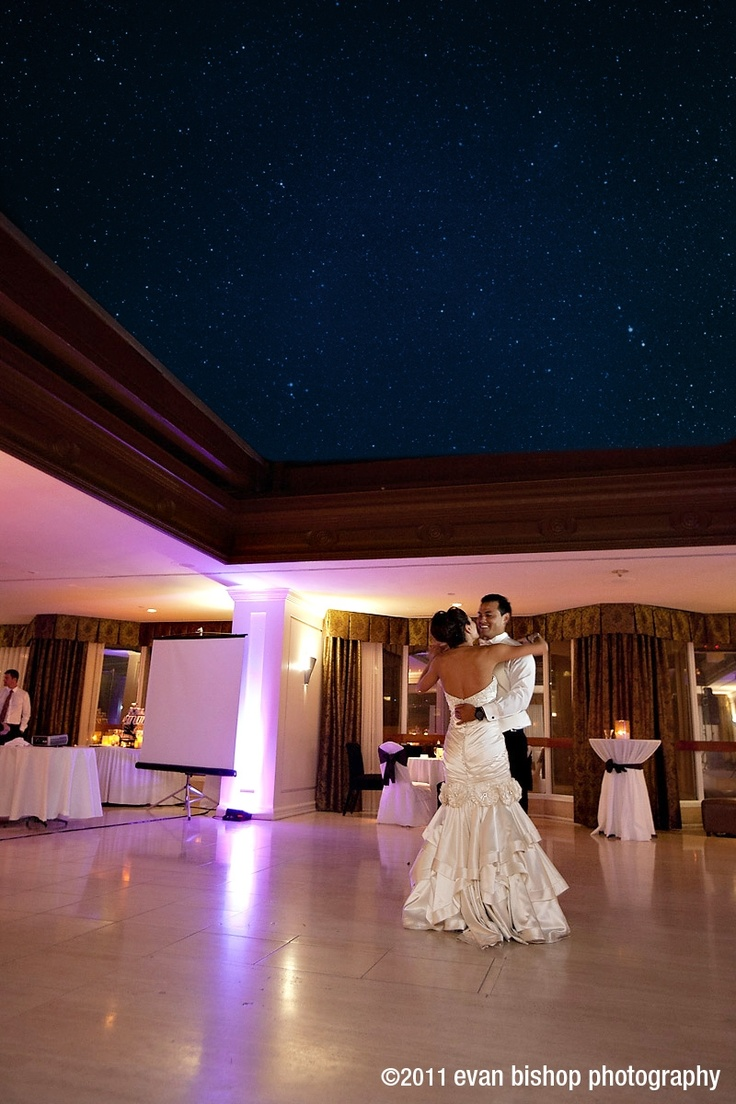 Our Top Floor Starlight Ballroom Features A Retractable Roof The Only One Of Its Kind In San Diego So You And Your Guests Can Revel Unique