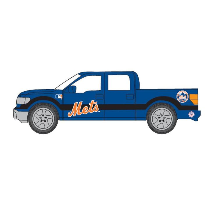 F150 Pickup Truck - New York Mets