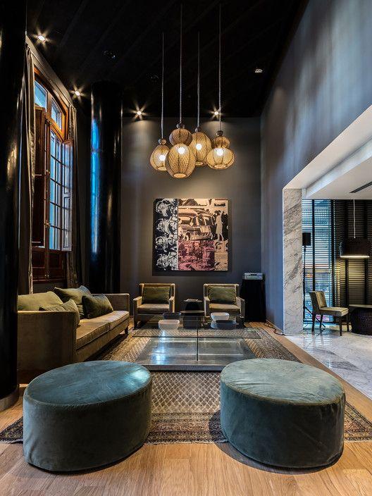 Y111 Hotel / Estudio FWAP Arquitectos + Estudio Jose Luis Lorenzo   ArchDaily