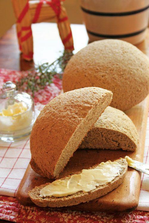 Swedish Rye Bread Recipe - Food - CAPPER's