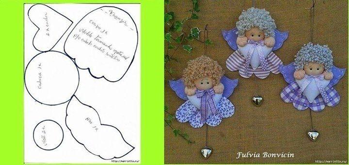 Ангелочки - коллекция идей