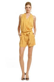 Robert Rodriguez's Mango Halter Romper is perfect for the summer! $30 - I want this!