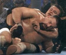 My favorite UFC fighter Oleg 'The Russian Bear' Taktarov