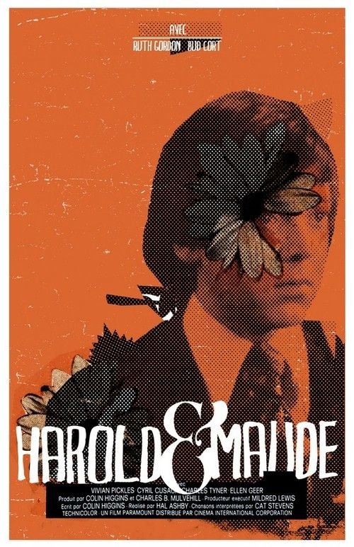 an analysis of the movie harold and maude directed by hal ashby Harold and maude (directed by hal ashby 1971) harold and maude - 1971 film directed by hal ashby featuring ruth gordon & bud cort after hours, 1985.