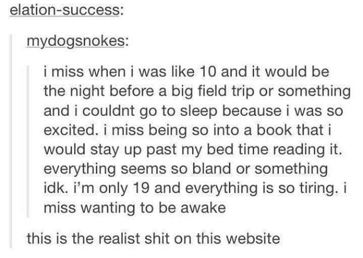 I was like this so I bought two new book series...