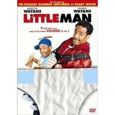 Little man  Film de comédie sorti en 2005, avec Marlon Wayans, Shawn Wayans...