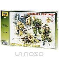 Набор миниатюр Советские снайперы