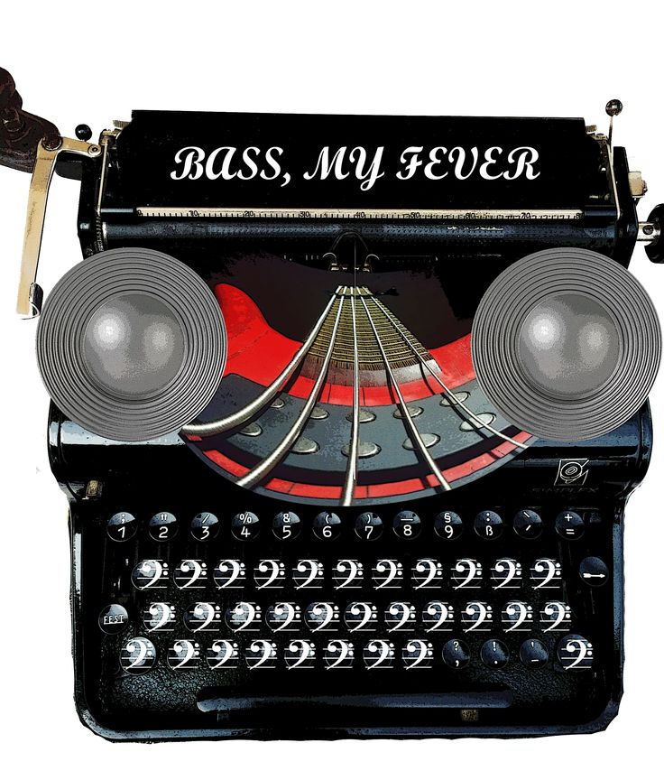 """BASS, MY FEVER - COVERING ALL THE """"BASSES"""""""