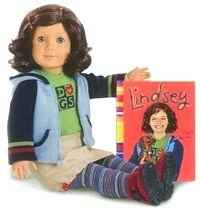 American Girl Doll of the Year Lindsey