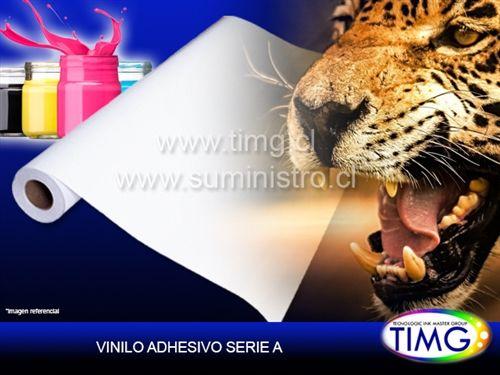 Vinilo Auto Adhesivo - Glossy - calidad económica - todo tipo de impresoras Solvente&Ecosolvente #Contáctenos #TIMG #Chile