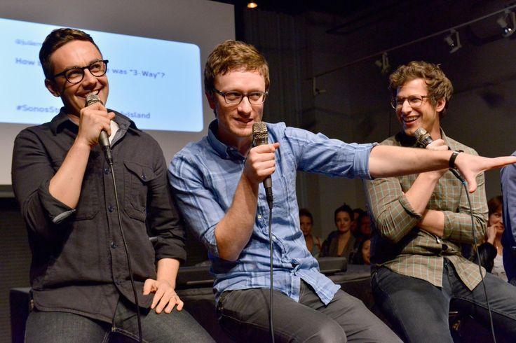 Jorma Taccone, Akiva Schaffer & Andy Samberg - The Lonely Island