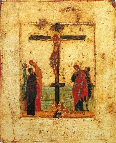 Crucifixion, Russia