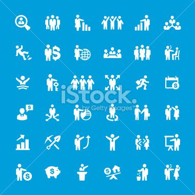 Business People iconset