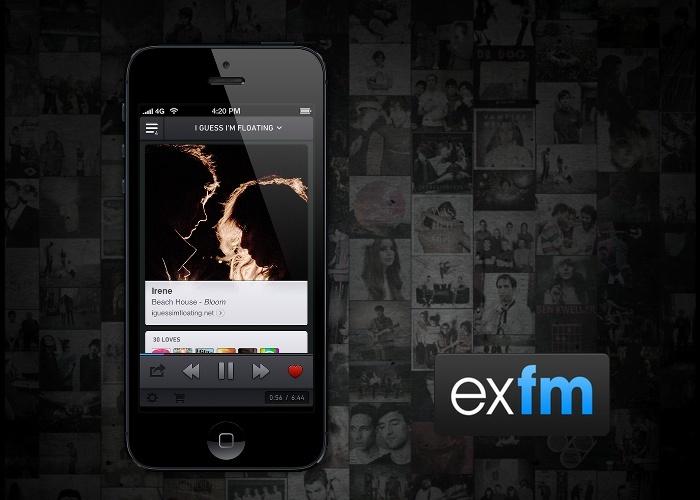 El servicio de música ex.fm es sin duda una gran posibilidad a la hora de escuchar y tener nuestra música online y de forma fácil, simple y rápida, además de gratuita.