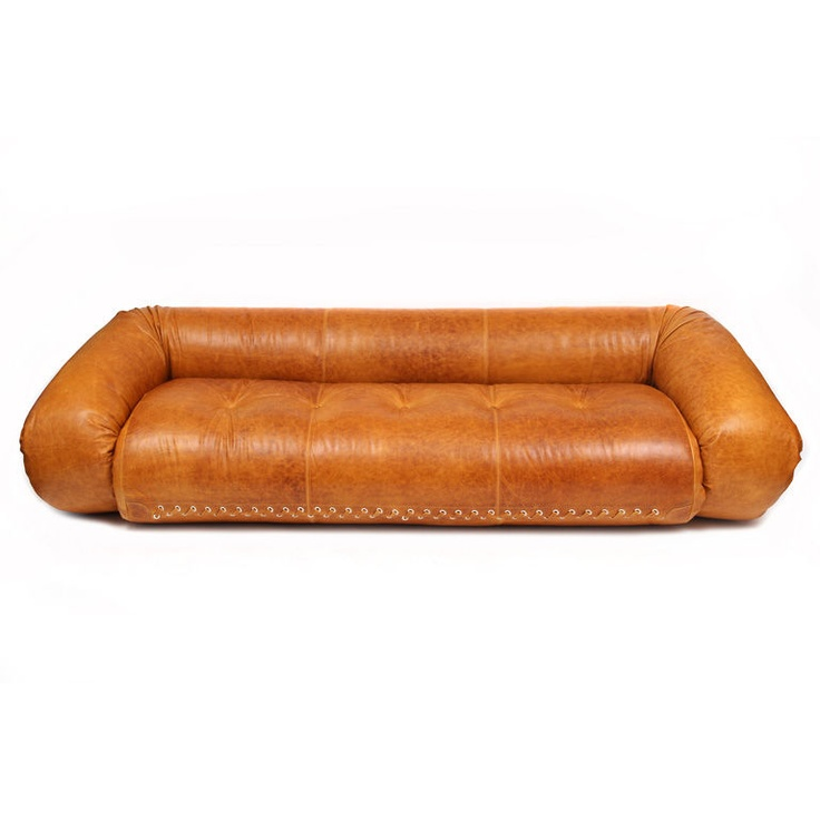64 best images about canap s italiens on pinterest for Canape leather sofa