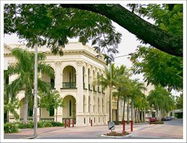 Rockhampton recommended hotels , tours & places
