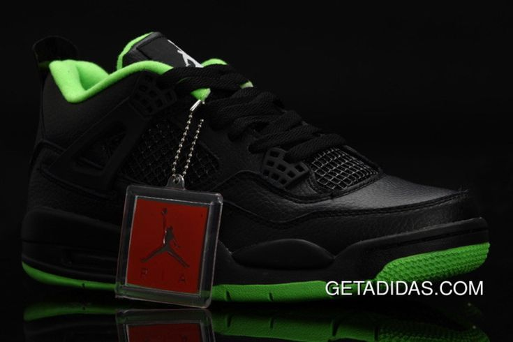 https://www.getadidas.com/air-jordan-4-black-neon-green-topdeals.html AIR JORDAN 4 BLACK NEON GREEN TOPDEALS Only $78.16 , Free Shipping!