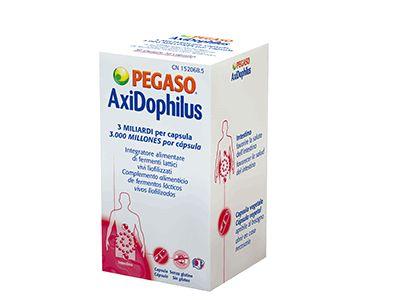 Axidophilus Pegaso 30 Cápsulas es un gran probiótico para ayudar a reequilibrar la actividad intestinal además de:  Ayudar con problemas de estreñimiento. Ayuda con problemas intestinales. Ayuda con problemas de meteorismo e hinchazón intestinal. Ayuda con problemas de parasitosis intestinal.