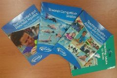All 4 AUSTSWIM Extension Course Manuals