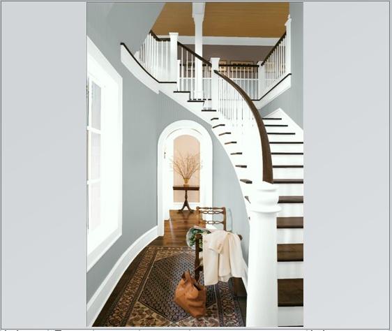 Best Hc 165 Boothbay Gray Benjamin Moore Décor Pinterest 400 x 300