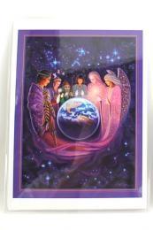 癒しの存在(HP) 内なる次元において、全ての善なる存在が真の愛の光を与えるためにつながっています。