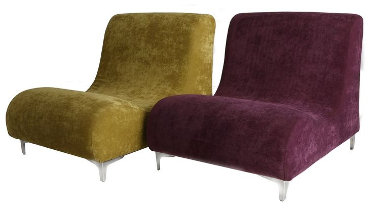 S chairs kiwi lime and jacaranda purple