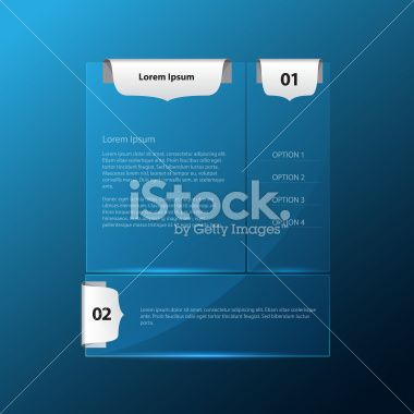 Transparent Label, website template