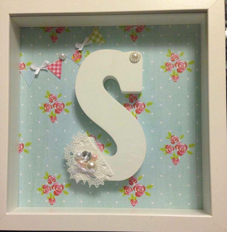 Personalised Framed Letter