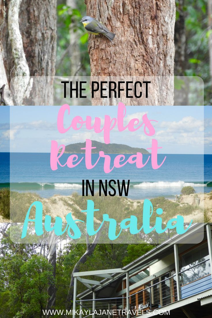 The Perfect Couples Retreat In NSW Australia - Bombah Point Eco Cottages | Best Things To See and Do In NSW Australia | Places To Visit In NSW Australia | Travel Tips For Australia | #travel #australia #travelaustralia #romanticgetaway #couplesretreat |  www.mikaylajanetravels.com