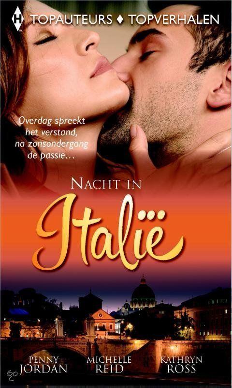 Diverse schrijvers - Nacht in Italië: Italiaanse bruiloft / Italiaanse nachten / Italiaans aanzoek,... - nog toevoegen op Goodreads