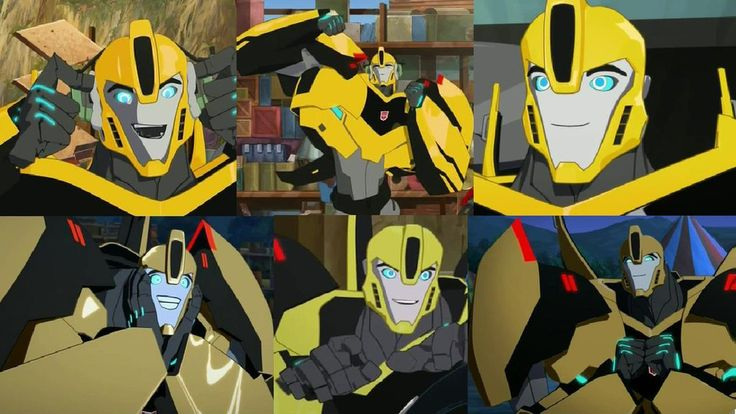 RID2015 Bumblebee! ^°^ - Lol his face in the lower left corner. That episode was absolutely hysterical! I loved it!