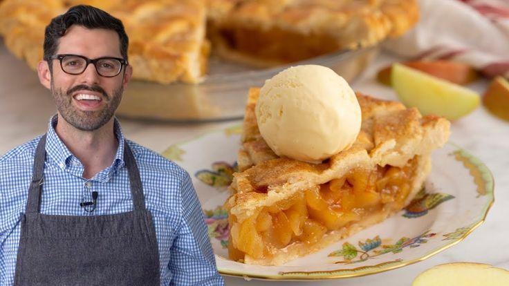 The BEST Apple Pie Recipe YouTube in 2020 Best apple