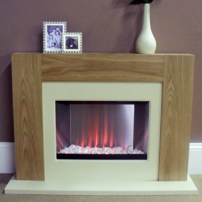 Modern Electric Fire Suites Part - 18: Contemporary Electric Fireplace Suites