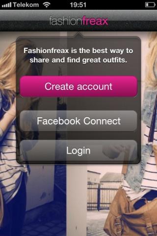 High #fashion & high #technologies #fashionfreax #application