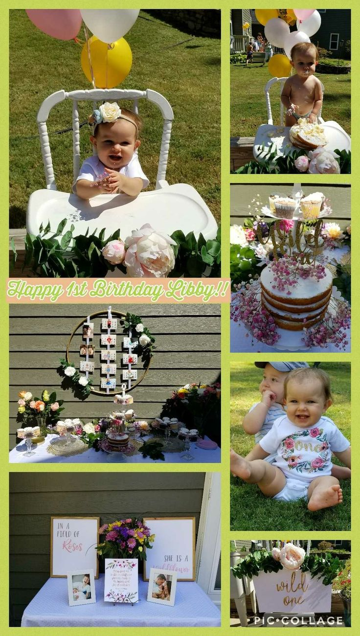 Props to my mama the Pinterest Queen for make making my niece's 1st birthday the cutest Lil Southern backyard pool party ever! Worth getting up super early! Great day with family and friends!❤